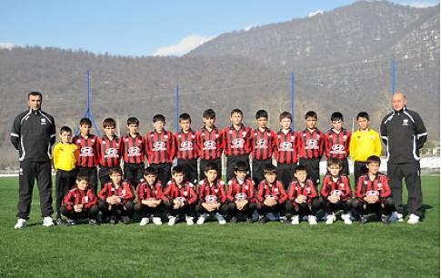 """13 yaşlılarımız """"RİGA OPEN CUP 2012"""" turnirində"""
