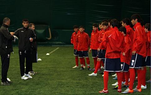 U-17 hazırlıqlarını Antalyada davam etdirəcək