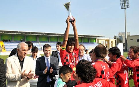 «Qəbələ» U-19 Liqasının ilk qalibi oldu