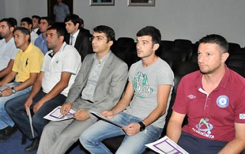 «Qəbələ» ilk turda «Qarabağ»la qarşılaşacaq
