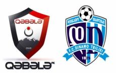 Tbilisi «Dinamo»su Qəbələyə gəlir