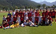 U-13 «Dinamo»ya qalib gəldi