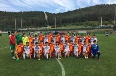 U-12 «İzmir cup»da qüvvəsini sınadı