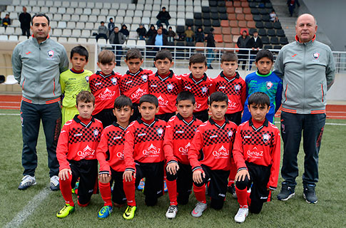 U13 and U10 reached round of eight / U11 won cleansheet victory by 14 goals
