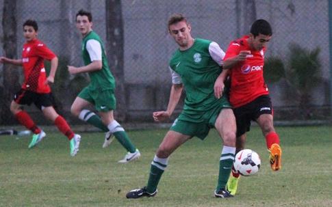 Gabala U16 0:5 Hibernian U17 - Photogallery