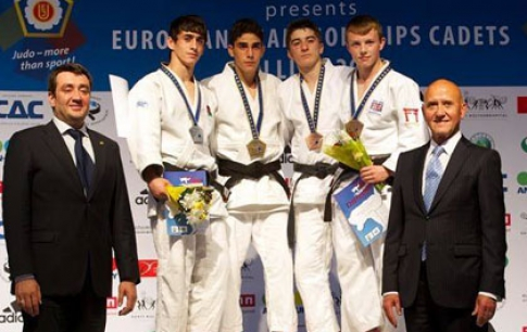 Gabala hits its first European champion medal