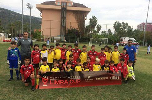 U11 took two high-scoring victories in Turkey