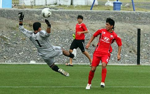 Gabala U-16 upsetting Neftchi 2-1 - Photogallery