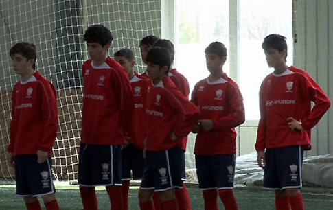 9 Gabala players in U-16 National Team