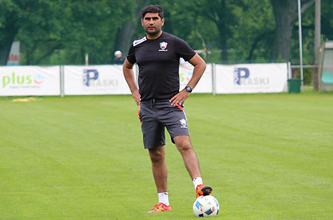 Ramin Guliyev ended his time with Gabala and takes charge as national U17 coach