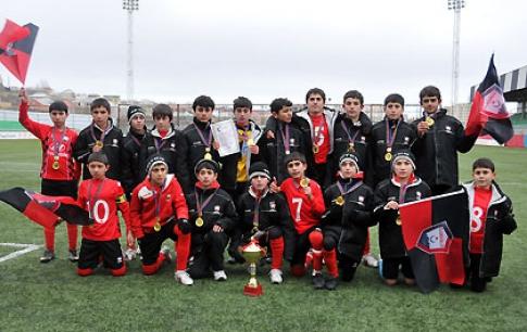 Gabala won Alinja Cup - Photogallery