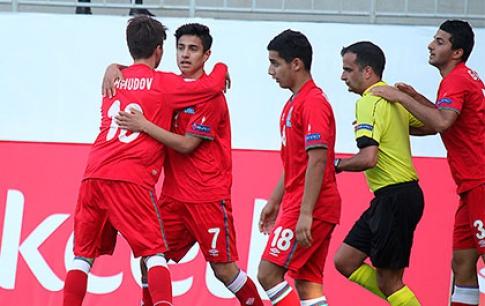 Nabiyev and Sadikhov called to national U19