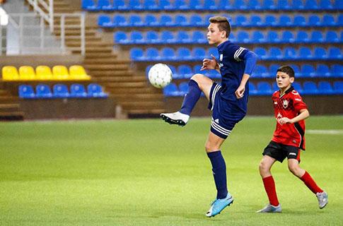 U14 to face Belarusian club