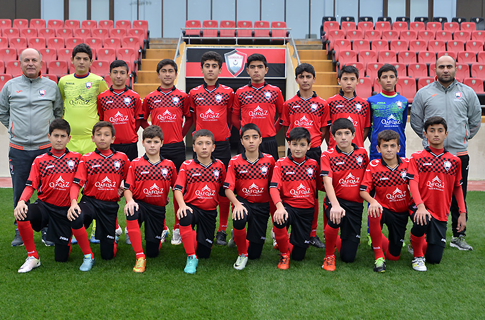 U14 leaving to Lithuania to join Ateitis Cup