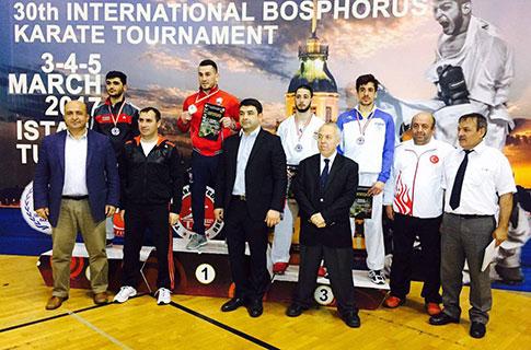 Gabala SC / Karate / Niyazi Aliyev won 30th International ...