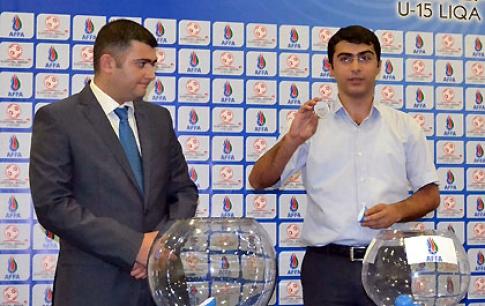 U-15 and U-16 League draw