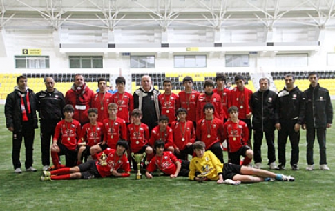 Gabala won silver medals in Moldova U15 Tournament