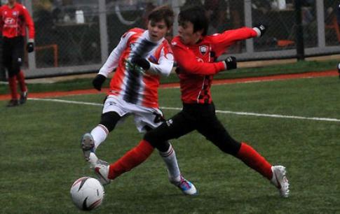 U13 one match away final