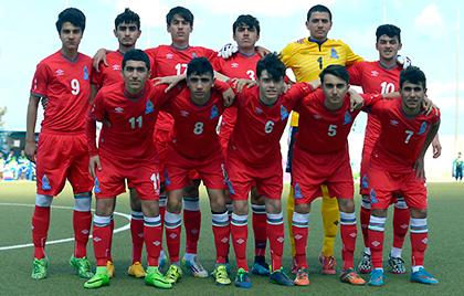 Six Gabala footballers to play for national U17