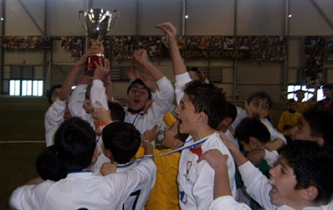 Gabala U-13 Champions!!!
