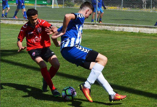 U15 endedElite Neon Cup experience byhigh scoringvictory