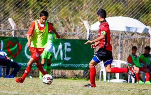 U15 won over Antalyaspor 1:3