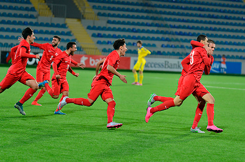 Three Gabala players called for national U19 team
