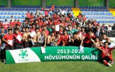 U-19 Champions!!! - Photogallery