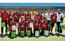 U-16 finished championship at 2nd place - Photoreview