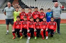 U12 won over Krasnodar