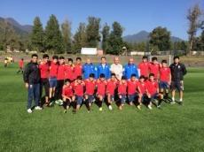 AFFA coaches visiting Gabala Academy