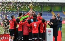 Gabala winning Bakcell U-14 Elite Cup - Photos
