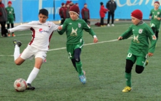 U12 finished first day with a point - Photogallery