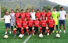 U17 towards 3rd tour of Laranja Mecanica International Cup