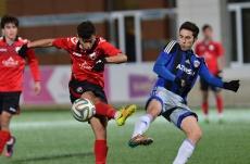 U19 failed to keep lead - Photos