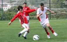 U13 arriving league final to face Neftchi