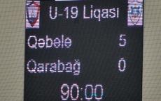 Gabala-Garabagh 5-0 - VİDEO