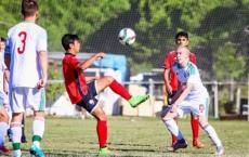 U15 struck 2nd in Antalya Cup