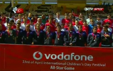 Gabala U-14 most promising - and part of World provisional against Turkey