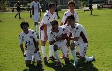 U15 back home beating Fortuna