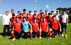 U-17 finished at 6th place in Brazil