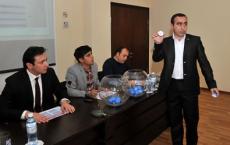 Gabala youth in final round - Calendar