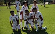 U-15 Gabala-Ajax 1-1