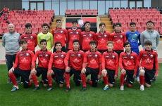 U17 took high-scoring victory