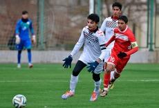 Gabala youth took ten matches