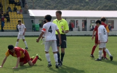 U-14 end second day in Turkey with 4 points