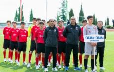 U-15. Gabala-Real 2-1