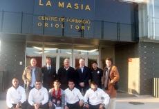 Academy coaching stuff in Barcelona